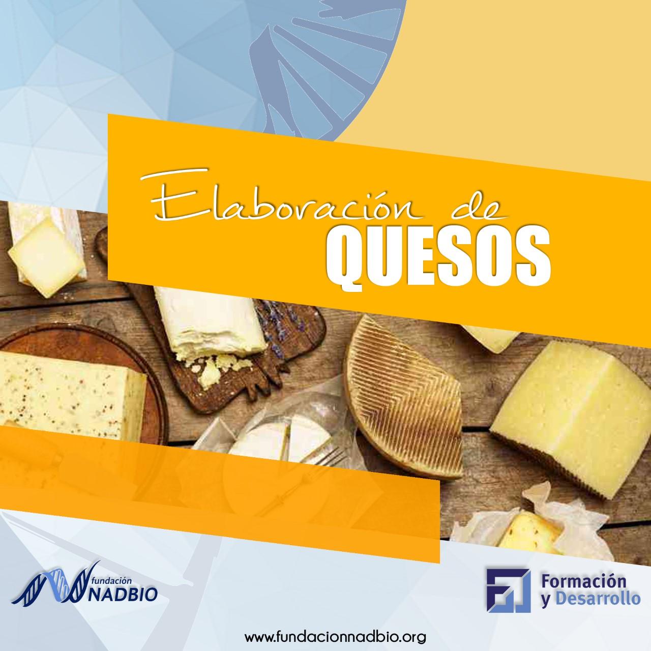 Elaboración de quesos pasteurizados: