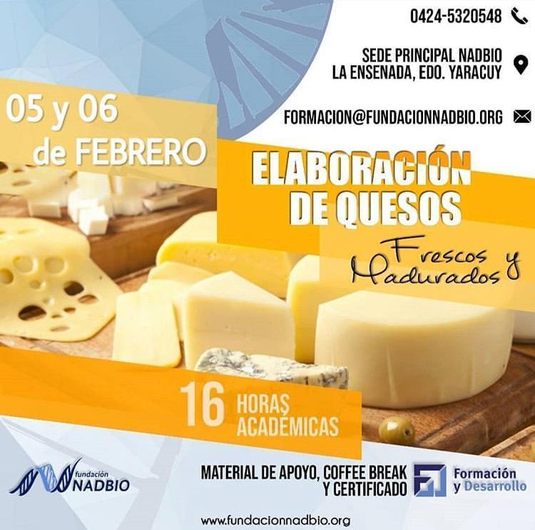 Elaboración de quesos